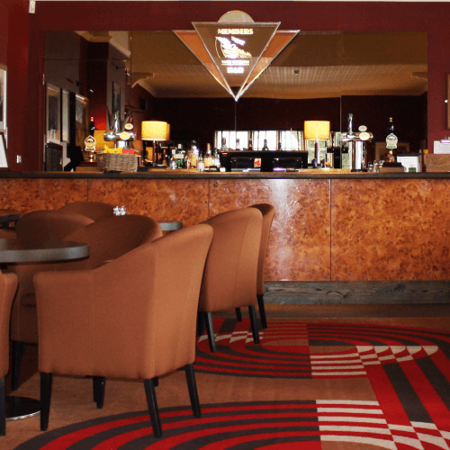 Brooklands Members Bar