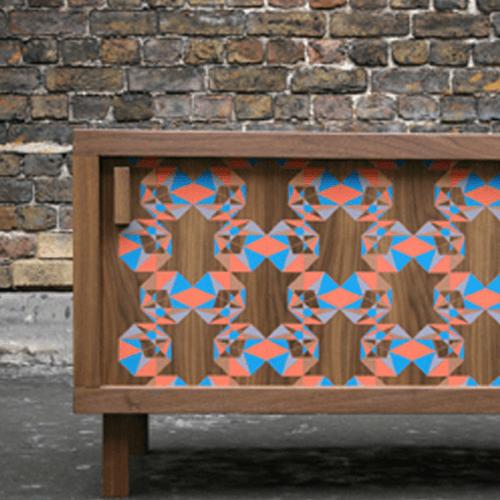 Sideboard DesignBark, walnut